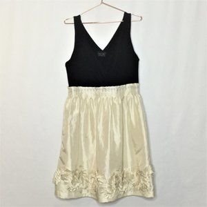 Max and Cleo Sleeveless Two Tone Evening Size 14